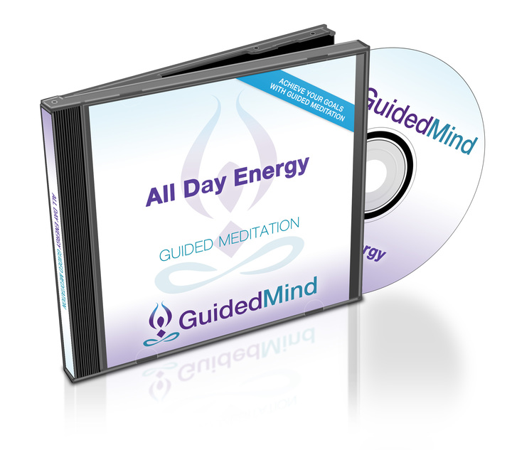 All Day Energy CD Album Cover