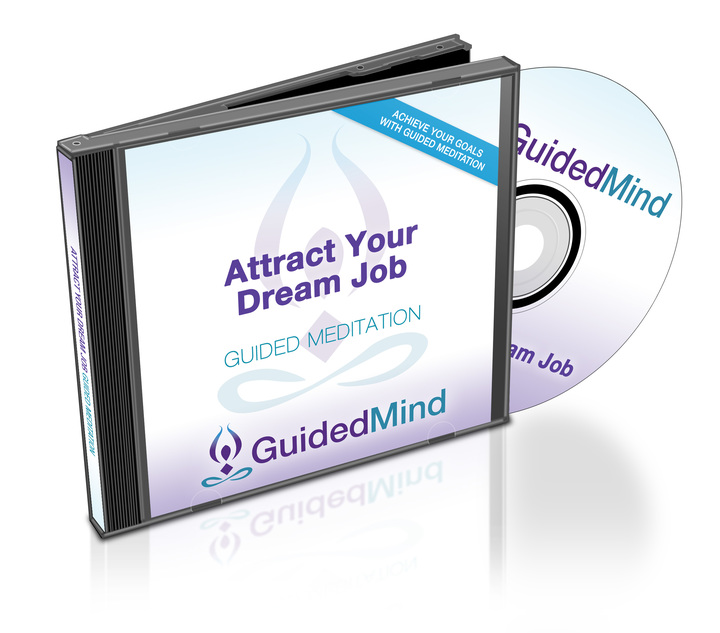 Attract Your Dream Job CD Album Cover