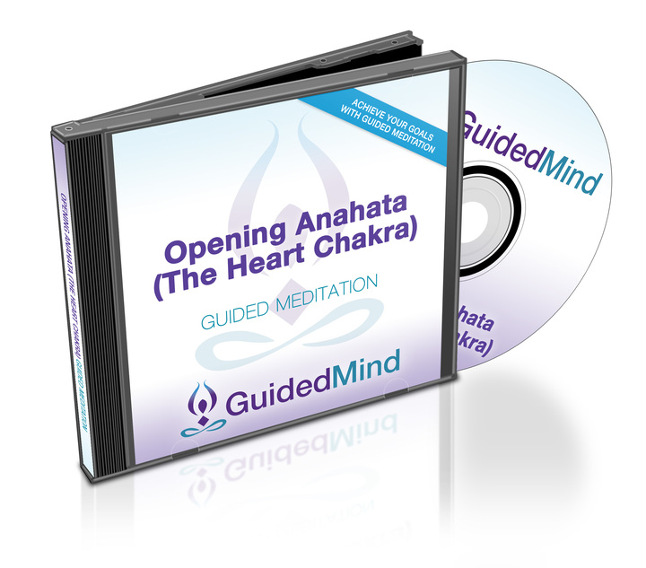Opening Anahata (The Heart Chakra) CD Album Cover