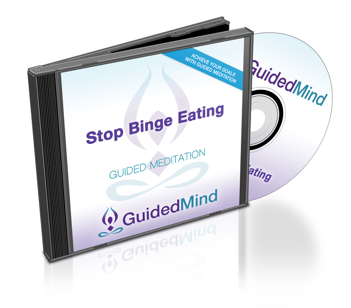 Stop Binge Eating CD Album Cover