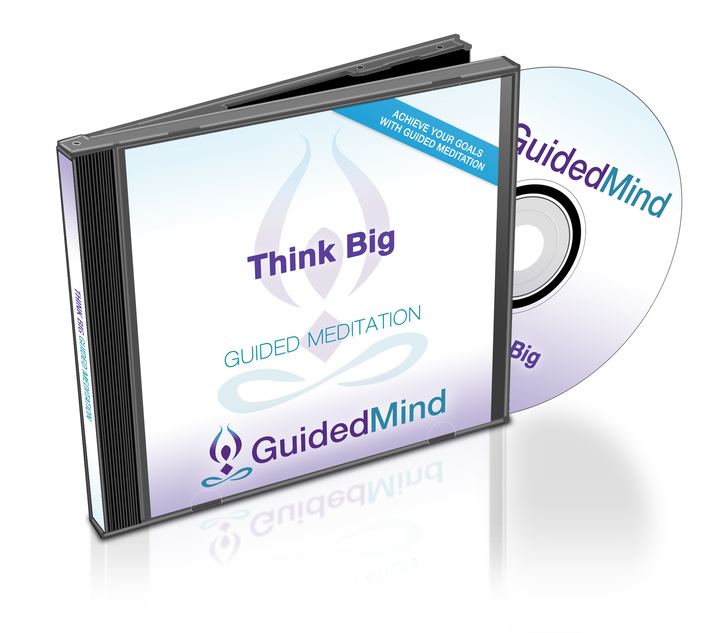 Think Big CD Album Cover